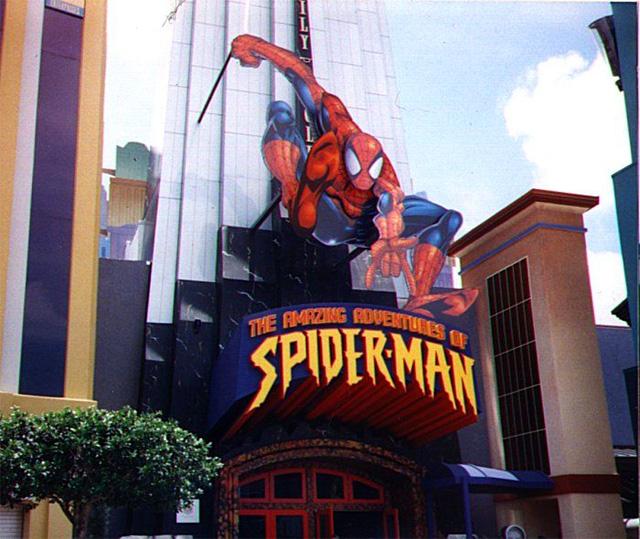 Spiderman-Universal-Orlando